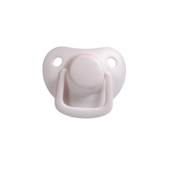 Pacifiers 2-pack white 0-6M Filibabba