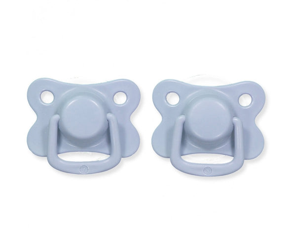 1 pacifier +6M - pick your color Filibabba