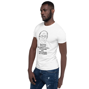Short-Sleeve Unisex T-Shirt FEEL THE BERN