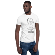 Load image into Gallery viewer, Short-Sleeve Unisex T-Shirt FEEL THE BERN