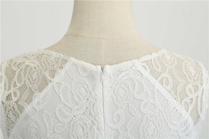 Sexy Vintage Floral Lace Tunic Dress Sleeveless V-Neck Retro 50s Summer Big Swing Dress