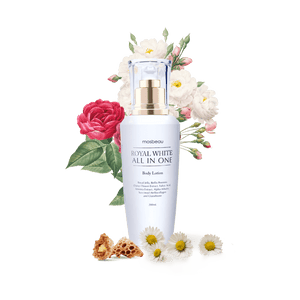 Mosbeau Royal White All-in-one Body Lotion