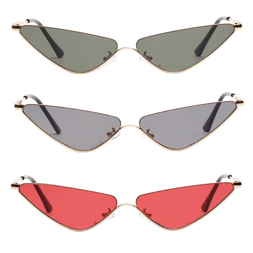 Sunglasses Luxury Classic Cat Eye - Online Fashion Store -Shop Alluring