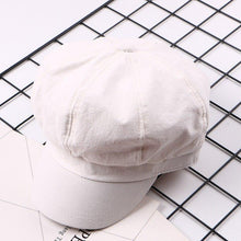 Load image into Gallery viewer, Cute Octagonal Hat Painter Cap-Hats-Shop Alluring