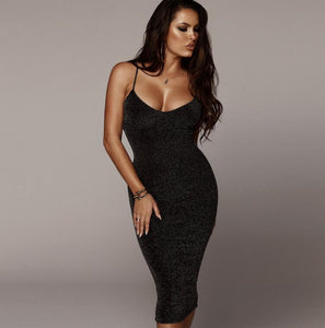 Backless Sexy Long Dress High Waist Elegant Dresses - Online Fashion Store -Shop Alluring