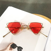 Load image into Gallery viewer, Triangle Sexy Sunglasses - Online Fashion Store -Shop Alluring