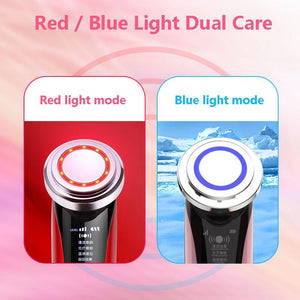 EMS Beauty RF Radio Frequency Facial LED Photon Skin Care - Online Fashion Store -Shop Alluring