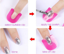Load image into Gallery viewer, Professional French Nail Art Tips Protectors - Online Fashion Store -Shop Alluring