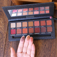 Load image into Gallery viewer, IMAGIC 14 Color Matte Nude Eye Shadow Pallete Cosmetics-Beauty-Shop Alluring