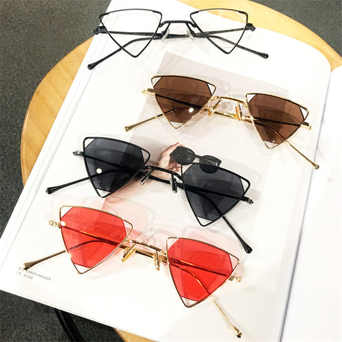 Triangle Sexy Sunglasses - Online Fashion Store -Shop Alluring