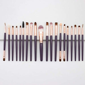 Makeup Brushes 20 set - Online Fashion Store -Shop Alluring
