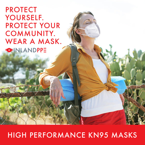KN95 Mask Countryside