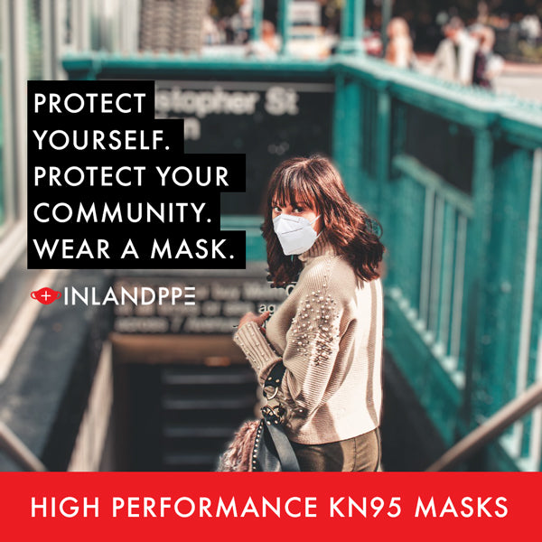 KN95 Mask New York City Subway