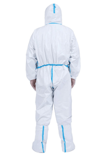 Disposable Coveralls - [inlandppe.com]