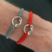 Load image into Gallery viewer, Get Knotted Bracelet