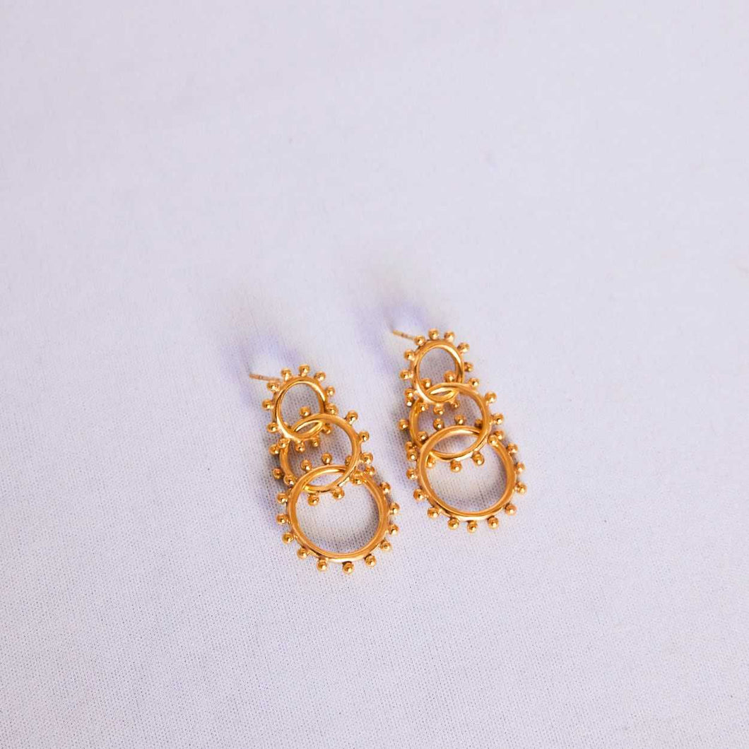 lanthi earrings/GRE100G