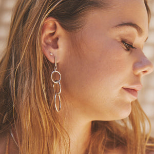 peci earrings/E02