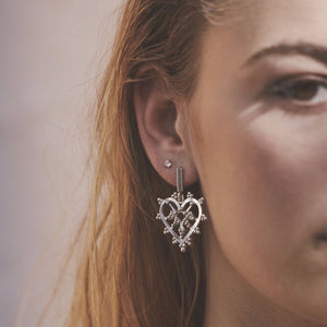 alfia earrings/GRE103S