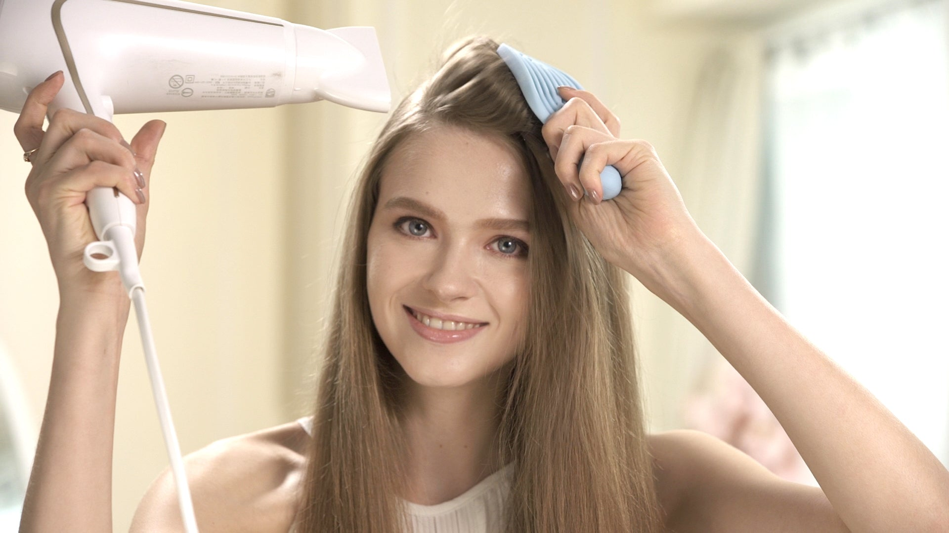 No Heat, No Hassle: The Effortless Way to Air-Dry Your Hair