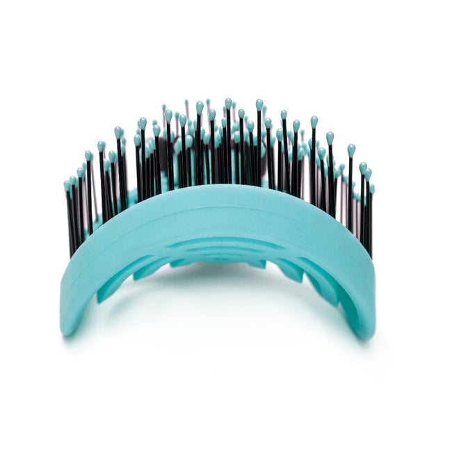 Patented Venting hair brush DoubleC - Blue