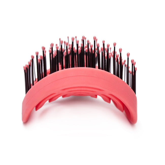 Patented Venting hair brush DoubleC - Orange