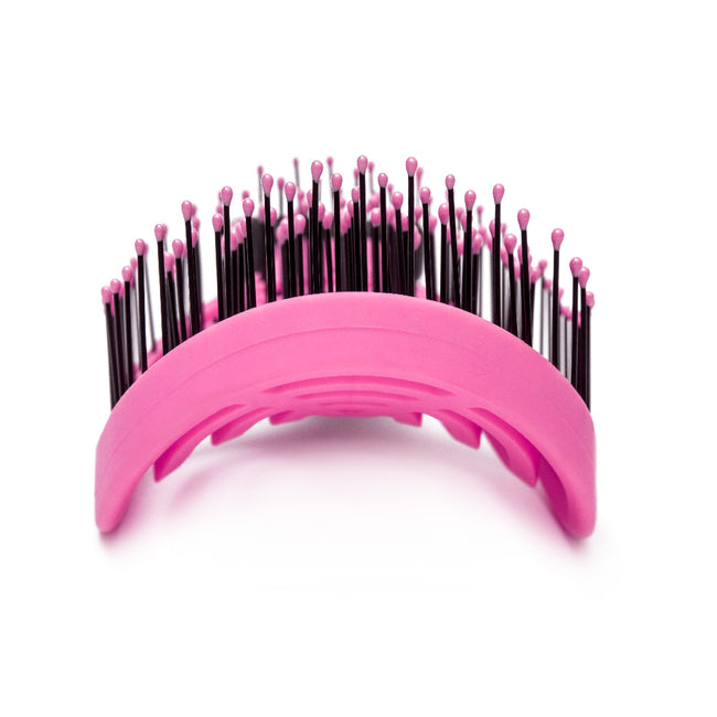 Patented Venting hair brush DoubleC - Pink