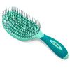 Patented Venting hair brush C Brush - Aqua