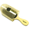 Patented Travel hair brush Traveler - Yellow