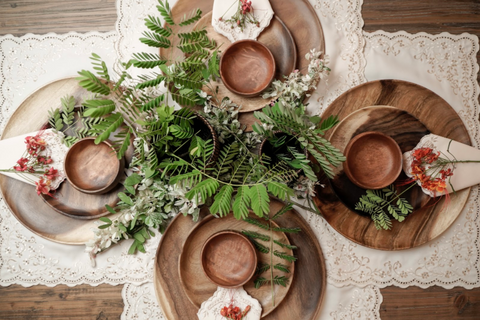 Styling Your Table With Dining Accessories From Kultura