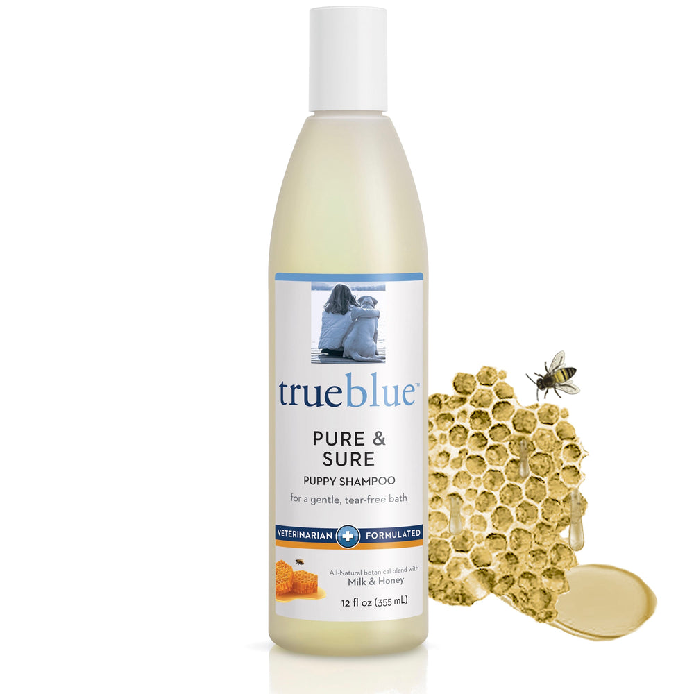 Pure and Sure Puppy Shampoo