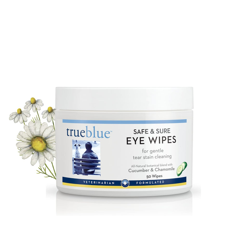 Safe & Sure Eye Wipes