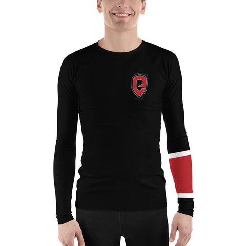 Black Belt Ranked Rashguard
