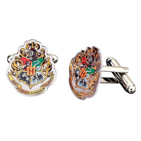 Gemelos Hogwarts Crest Harry Potter