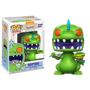Figura POP Rugrats Reptar with Cereal Box Exclusive