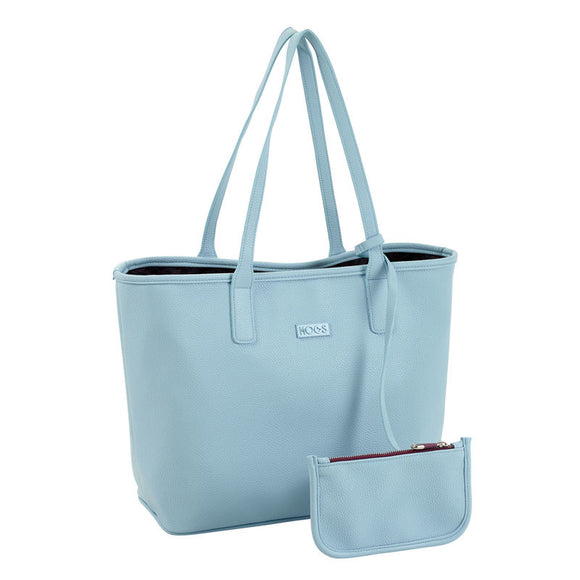Bolso billetera Moos Capsula Blue