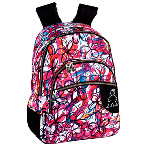 Mochila doble Campro Lilly 43cm adaptable