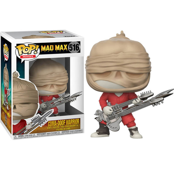 Figura POP Mad Max Fury Road Coma-Doof