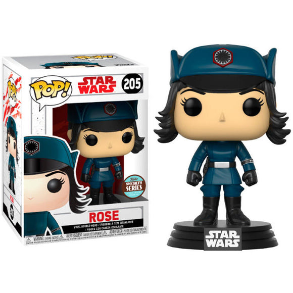 Figura POP Star Wars Rose in Disguise Exclusive