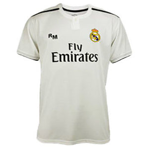Camiseta Real Madrid blanco junior