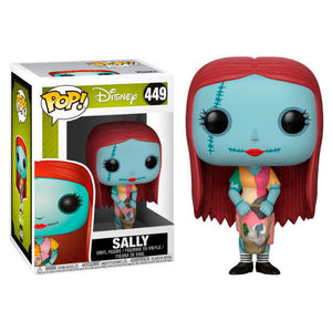Figura POP Disney Pesadilla Antes de Navidad Sally with Basket