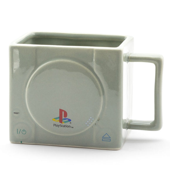Taza 3D Console Playstation