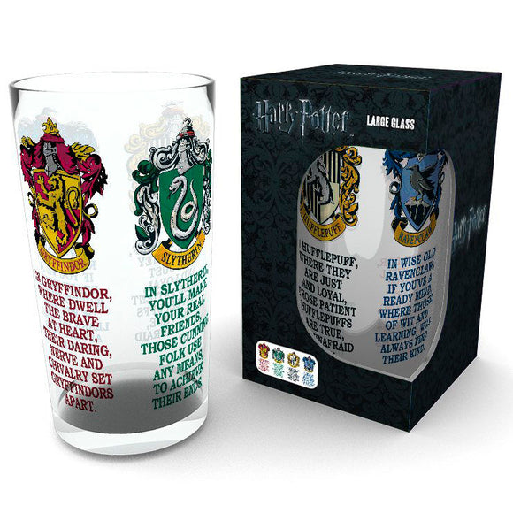 Vaso House Crests Harry Potter