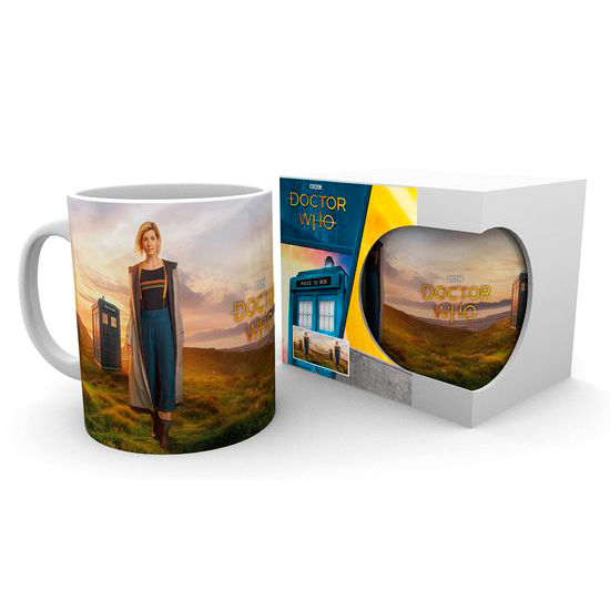 Taza 13th Doctor Doctor Who