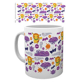 Taza Halloween Pikachu Pokemon