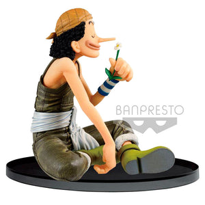 Figura Special Usopp Banpresto World Figure Colosseum One Piece 13cm