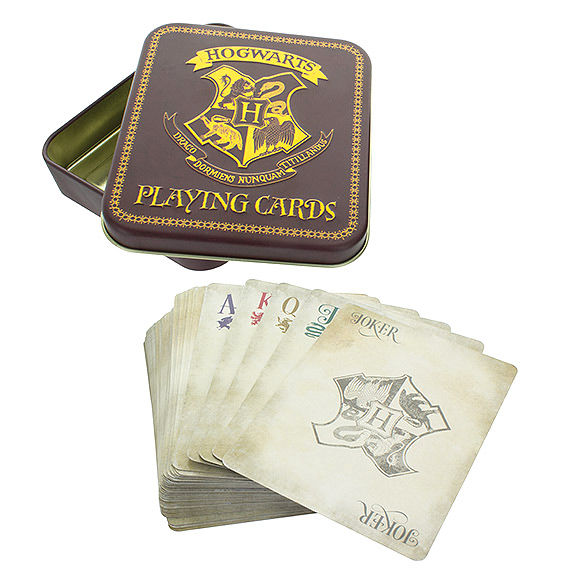 Baraja cartas Hogwarts Harry Potter
