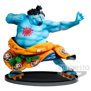 Figura Jinbei Colosseum Banpresto World One Piece 16cm