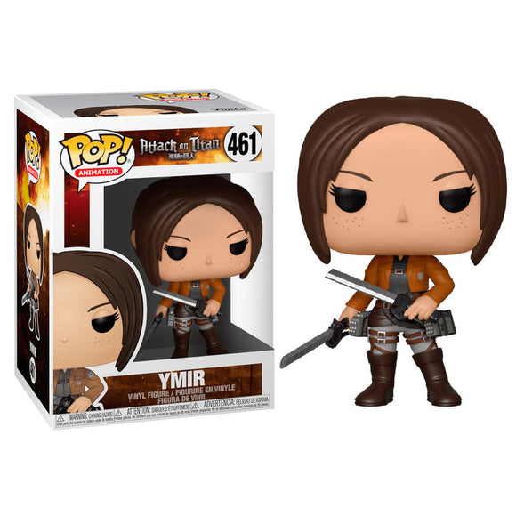 Figura POP Attack on Titan Season 3 Ymir