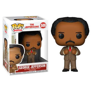Figura POP The Jeffersons George Jefferson