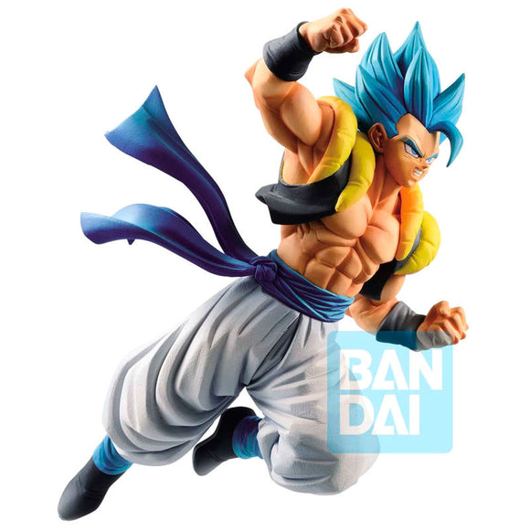 Figura Super Saiyan Gogeta Z Battle Super Saiyan God Dragon Ball Super 17cm